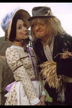 Worsen gummidge. Una Stubbs and Jon pertwee