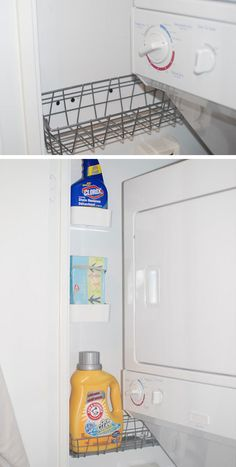 1000 images about laundry room on pinterest laundry rooms laundry and laundry closet - Diy closets for small spaces model ...