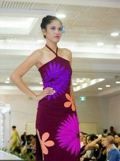 Island Design, Hula, Islands, Hawaii, One Shoulder, Formal Dresses, Fashion, Vestidos, Dresses For Formal
