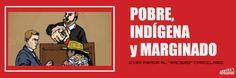"""Pobre, indígena y marginado: otra mirada al """"racismo"""" carcelario http://revoluciontrespuntocero.com/pobre-indigena-y-marginado-otra-mirada-al-racismo-carcelario/"""