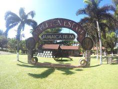 Appleton Estate Rum Distilery.  Saint Elizabeth, Jamaica.