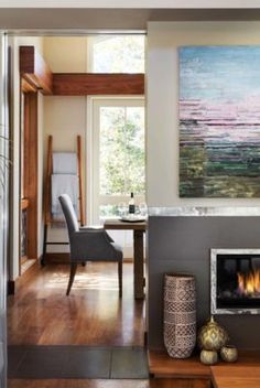 LEED Platinum contemporary ranch house in Northern California