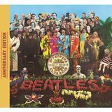 Sgt. Pepper's Lonely Hearts Club Band [50th Anniversary Edition Deluxe Version] [CD & DVD]