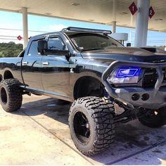 Custom Dodge Ram Pickup... Looks Mean... #CarDealsGuru