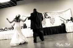 Tyler Texas Wedding Photography, wedding reception, father daughter dance,