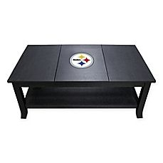 image of NFL Pittsburgh Steelers Coffee Table