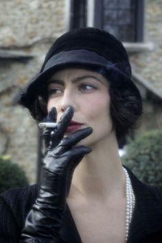 Coco Chanel: Anna Mouglalis plays Coco Chanel in Chanel and Stravinsky, The Secret Story