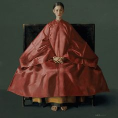Chinese contemporary art by Lu Jian Jun