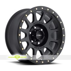 Method NV Black Wheels For Sale - For more info: http://www.wheelhero.com/customwheels/Method/NV-Black