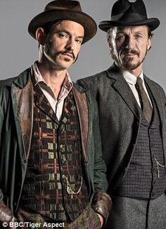 Each episode of series one, set in 1889, revolved around a grisly murder - and don't expect much to have changed