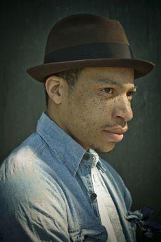Portraits by photographer Jalani Morgan.