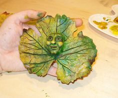 Fall Festivites – Volume .1 Fun With Clay / Well, It's that time of year again…it'…