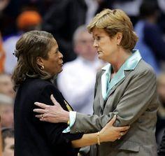 Vivian Stringer, Rutgers coach talkative Stringer speechless at diagnosis April 1, 2012 Knoxnews