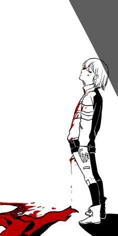 2. Genocide! Frisk/Chara | Artist Lazuen Anime Undertale, Undertale Cute, Frisk, Rpg Horror Games, Cartoon Games, Indie Games, Yandere, Chara, Drawing Reference