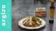 Ψητό κοτόπουλο φιλέτο με σαλάτα • Keep Cooking by Argiro Barbarigou