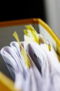 How to Organize Family History Documents thumbnail