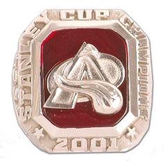 Colorado Avalanche - 1996 Stanley Cup Ring