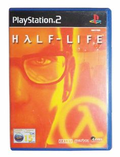 Half-Life Game for the Sony Playstation 2 Buy Now from Fully Retro! Half Life Game, Playstation 2, Video Game Console, Vinyl Records, Sony, Dj, Indie, Neon Signs, Elvis Presley