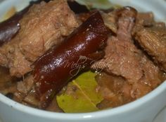 Welcome to Mely's  kitchen...the place of glorious and healthy  foods: Lechon Paksiw