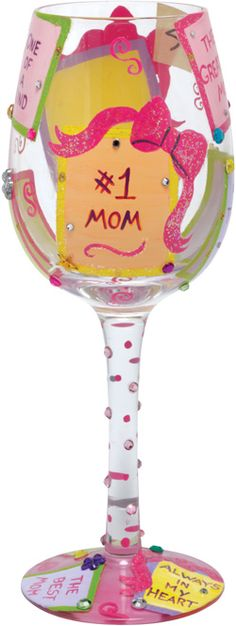 Perfect if your mom shares your love of wine! Designed by Lolita.