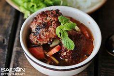 Công thức làm món bún chả nướng than Hà Nội thơm ngon đủ vị - http://congthucmonngon.com/157383/cong-thuc-lam-mon-bun-cha-nuong-ha-noi-thom-ngon-du-vi.html