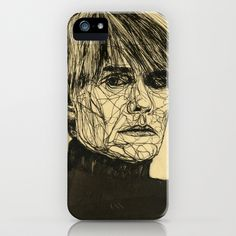 My Favorite Rogue iPhone Case by Ytaelena Lopez - $35.00