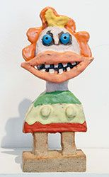 Leif Sylvester skulpturer