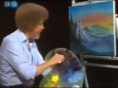 Bob Ross The Joy of Painting Season 28 Episode 3 Under Pastel Skies - YouTube