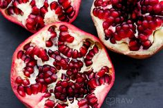 sweet juicy #pomegranate