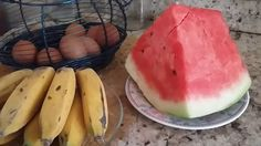 Watermelon, Fruit, Food, Vegetarian Cooking, Natural Juice, Meal, The Fruit, Essen, Hoods
