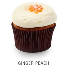 Ginger Peach - interesting combination!