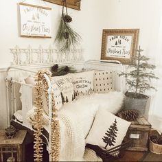 Ok if you haven't checked out pillows, I suggest you hop over there! I'm obsessed with Kendra's shop as you may have… Farmhouse Style, Farmhouse Decor, Farmhouse Ideas, Green Arrow, Modern House Plans, Home Decor Styles, Wood Design, Interior Decorating, Decorating Ideas