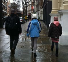 Scott McDonald's wife, Christine, shares their family's #Fulbright experience on her blog. Canada Goose Jackets, Winter Jackets, Projects, Blog, Fashion, Winter Coats, Log Projects, Moda