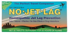 Pin for Later: Travel Hacks: 21 Things That Will Make Your Trip So Much Easier Jet Lag Prevention Stop jet lag before it starts with a simple homeopathic solution ($12).