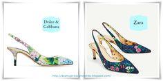 Clon Dolce & Gabbana vs Zara