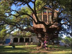 Between a treehouse dining room, acres of beautiful gardens, and amazing Southern-French fusion cuisine, The Laurel Tree can't be beat. Bodega Bay Camping, Camping In Texas, California Camping, Camping Trailer For Sale, Camping Store, Camping Trailers, Great Places, Places To Visit, Amigurumi