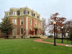 Inside the governors mansion Missouri Secretary of the