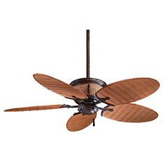 Replacement 52 ceiling fan blades reversible sandy gray finish 5 shangri la indooroutdoor 52 inch ceiling fan aloadofball Gallery