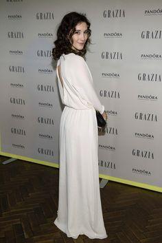 Beautiful Sibel Kekilli @Grazia Magazine Germany's Best Dressed Award 2013. #Styling by Violetta Vio.