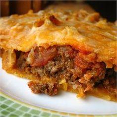 Taco Pie - Allrecipes.com