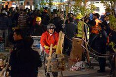 Suman seis los muertos por el derrumbe del supermercado en Neuquén