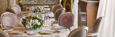 Le Louis XV, gastronomic restaurant in Monaco at the Hotel de Paris. | Hotel de Paris