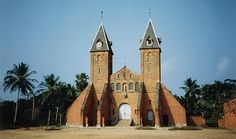 Church of Kangu, Democratic Republic of the Congo