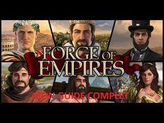 FORGE OF EMPIRES - COMMENT BIEN DÉMARRER LE JEU CONSTRUIRE SA CITE - ARM...