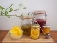 手作りかき氷シロップを作ろう!フレッシュ果実を使った爽やかシロップで清涼感アップ!