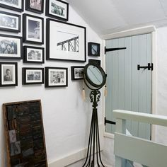 Flur Diele Wohnideen Möbel Dekoration Decoration Living Idea Interiors home corridor - Personalisierte Flur