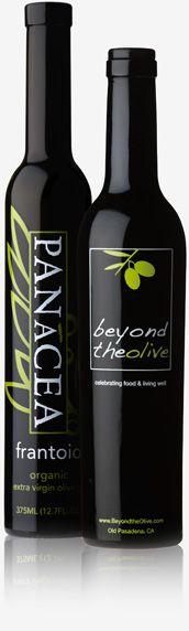 Great color contrast with the green and white against the black bottle, fun fonts and simple art work make this a great design.