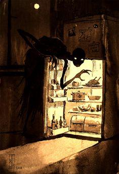 """Visual Necromancy"": The Amazing Art By Boris Groh"