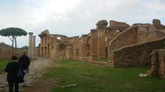 Ostia antica. L.C.