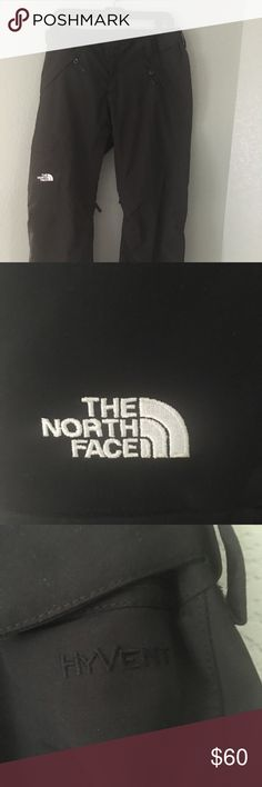 The North Face Hyvent Women's ski/snow pants These waterproof insulated pants are perfect for all winter activities and are super warm and in excellent used condition. The North Face Pants